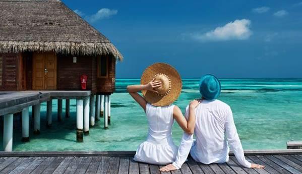 Весенние каникулы на Мальдивах!