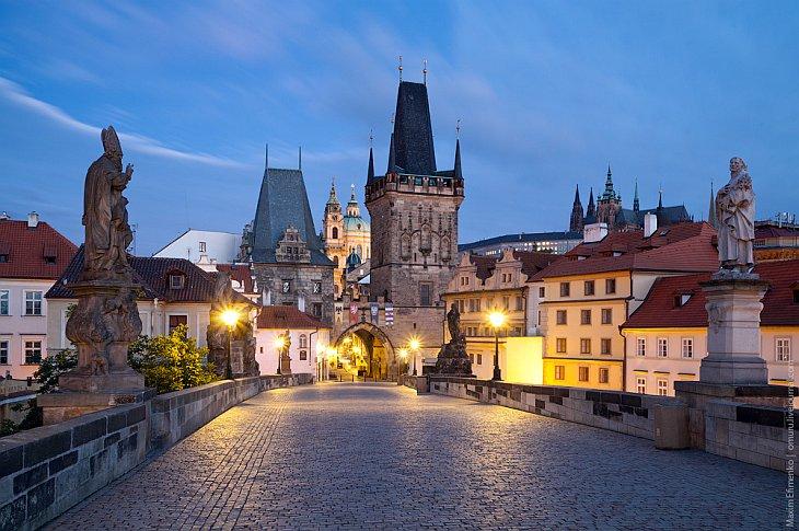 Майские праздники в Праге